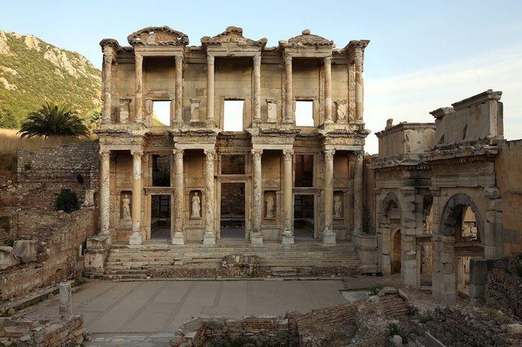 Ephèse en Turquie