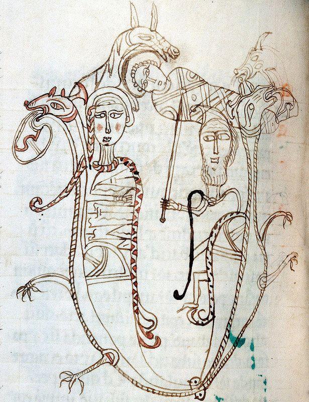 Рождество и Новый год в Средние века: gorbutovich
