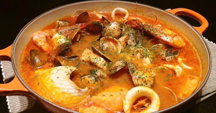 簡単に本格フレンチレストランのブイヤベースが楽しめます。スープでリゾットも♪ 糖質制限メニューとしてもピッタリ♪