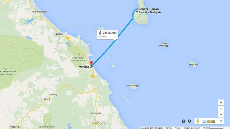 There are plenty of ways a tourist can go to Mersing. The most favorable way to get to Mersing is by bus. Buses are available from Melaka, KL and Singapore,