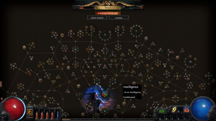 [Path of Exile] That's one hell of a skill tree http://ift.tt/2g3eVJ0
