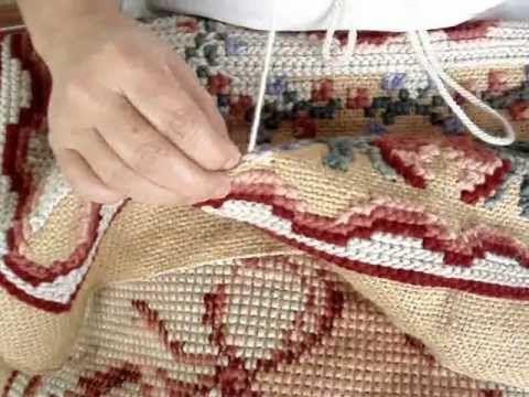Tapeçaria - Arraiolos - Beth Alvarado - parte 1/3