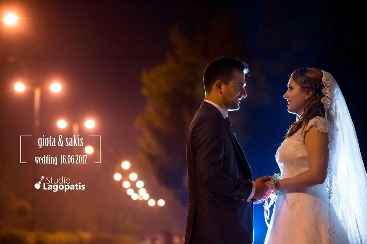 #wedding #weddingphotography #nightlights #bride #groom #newlyweds www.lagopatis.gr