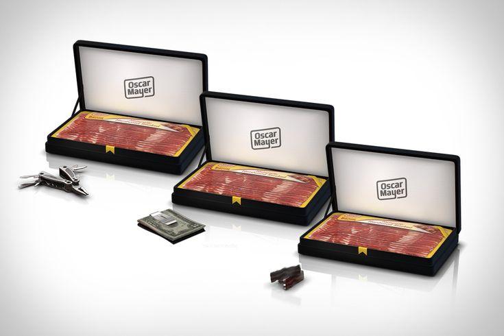 Oscar Mayer Bacon Gift Boxes
