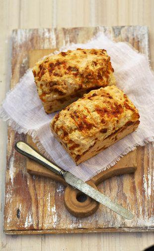 Vinnige bierbrood  | SARIE | Quick beer bread