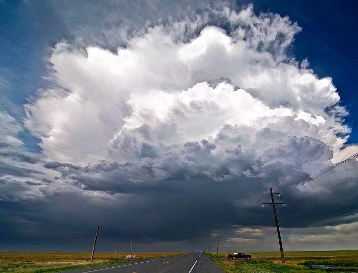 Грозовые облака Мэтта Гранца (Matt Granz)