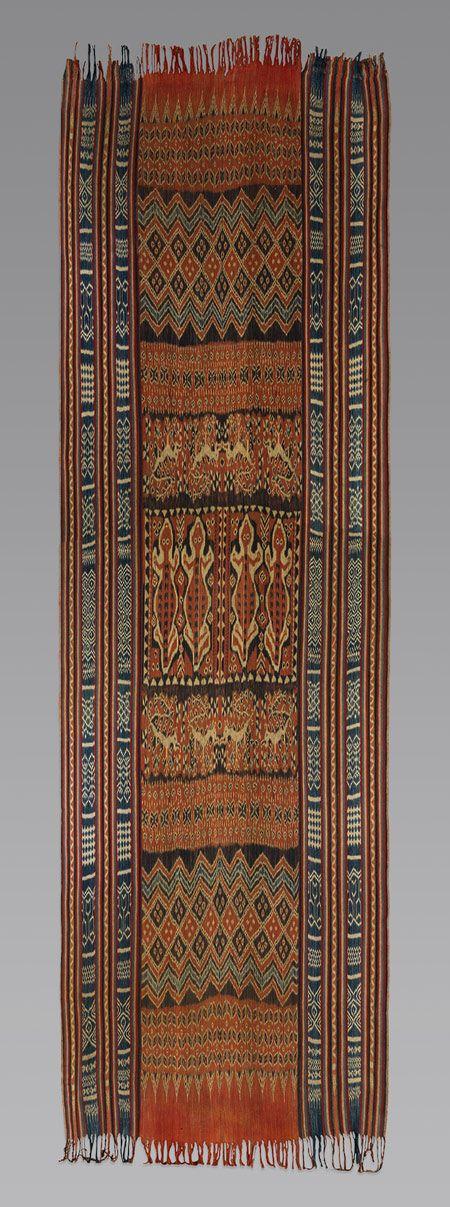 Ceremonial Hanging (Porilonjong) - Rongkong Toraja people - Sulawesi Island, Indonesia - probably 19th century - Metropolitan Museum