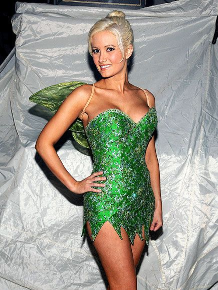 Well done Tinkerbelle....I have always been a fan of Holly Madison's Disney Princess costumes!  More to come...