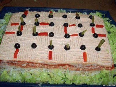 Sandwichon de Atún con Chipotle