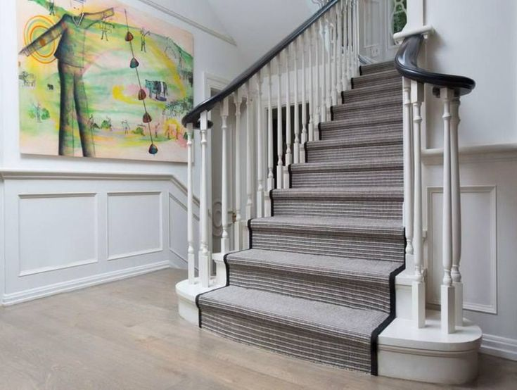 17 Best Images About Stairs, Staircase Update, Stair Ideas