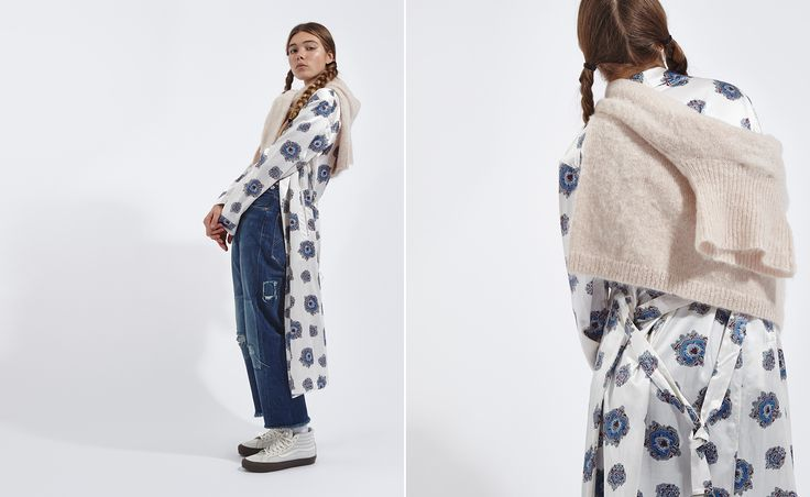 Our first women's editorial shoot of the season features newer brands including Can Pep Rey and Norse Projects alongside favourites from Ganni, DKNY, MM6 and Levi's Vintage. Shot, styled and creative directed by Goodhood.