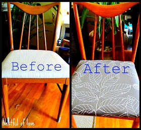 18 best Covering kitchen chairs images on Pinterest ...