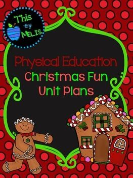 This Christmas Fun Unit Plan was designed for the Elementary School aged group, more specifically Kindergarten through to Fourth Grade. Included in this package are 14 Christmas Fun lessons that have been placed in the order I have taught them in my physical education classes.