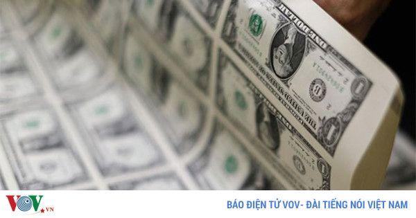 Tỷ giá ngày 5/9: Giá USD đồng loạt giảm Link: https://vn.city/ty-gia-ngay-59-gia-usd-dong-loat-giam.html #TintucVietNam - #VietNam - #VietNamNews - #TintứcViệtNam Sáng nay, tỷ giá trung tâm giảm về 22.439 đồng/USD, giá mua – bán USD tại nhiều ngân hàng biến động nhẹ. Chỉ số giá USD(US Dollar Index) trên thị trường thế giới, đo lường biến động đồng USD với 6 đồng tiền chủ chốt (EUR, JPY,