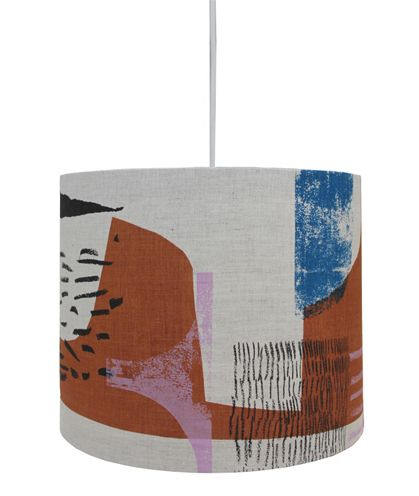 lampshade by laura slater