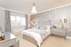 4 bedroom detached house for sale in #Buckley, #Flintshire, only 3 plots remaining!!
