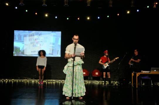 Por el dinero de Luciana Acuña, Alejo Moguillansky - Alternativa Teatral