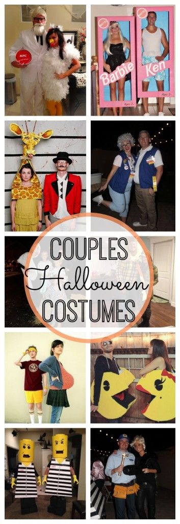 Couples Halloween Costumes