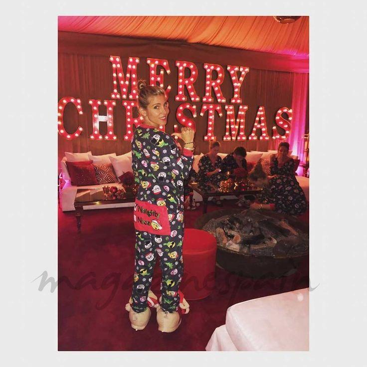 Elsa Pataky y Miley Cyrus Navidad en familia