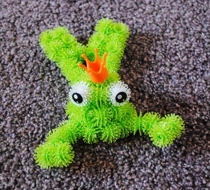 Bunchems Frosch