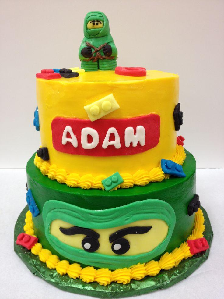 Birthday Cake Ideas Lego : 28 best lego cake s images on Pinterest Lego cake ...