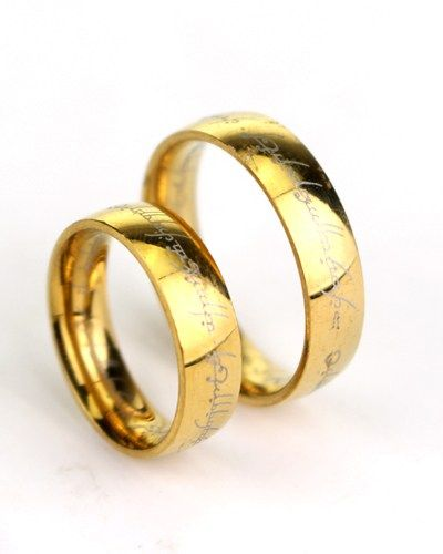 lord of the rings wedding band - Lord Of The Rings Wedding Band