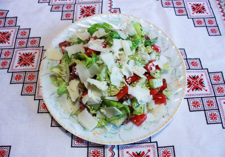 Ukrainian Mayonnaise Salads
