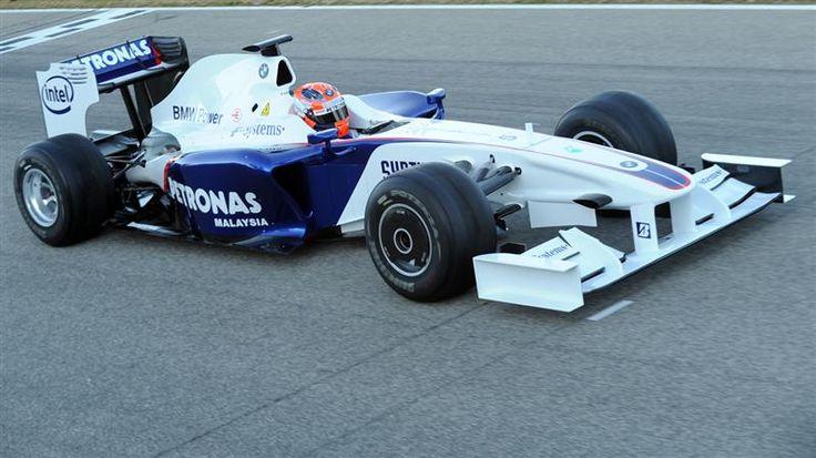2009 BMW Sauber F1.09 Image