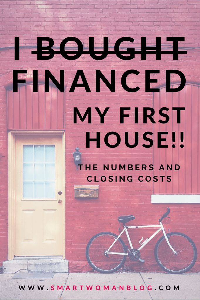 I Financed My First House!! (The Numbers Closing Costs) - Curious how much it costs upfront to buy a house in the city of Calgary? // Smart Woman