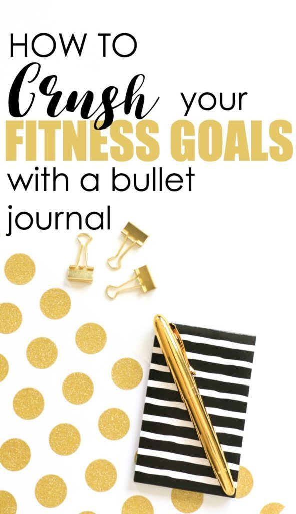 Use your bullet journal to help you reach and achieve your fitness goals. With trackers, workouts, and actionable goal setting strategies you can lose weight, become healthier, and prioritize your health.