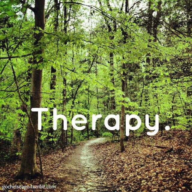 Take a walk outside - it's good for your mind and soul. So true, I try to do this every day!