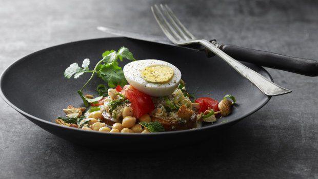 Weekendmad: Indisk salat og lammekarry - Berlingske.dk