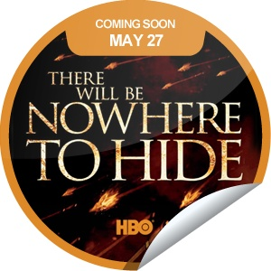 Game of Thrones: Battle of Blackwater Coming Soon Sticker | GetGlue