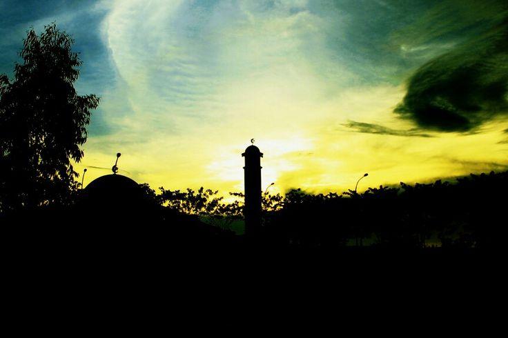 Sengeti Mosque, Jambi - Indonesia  #03