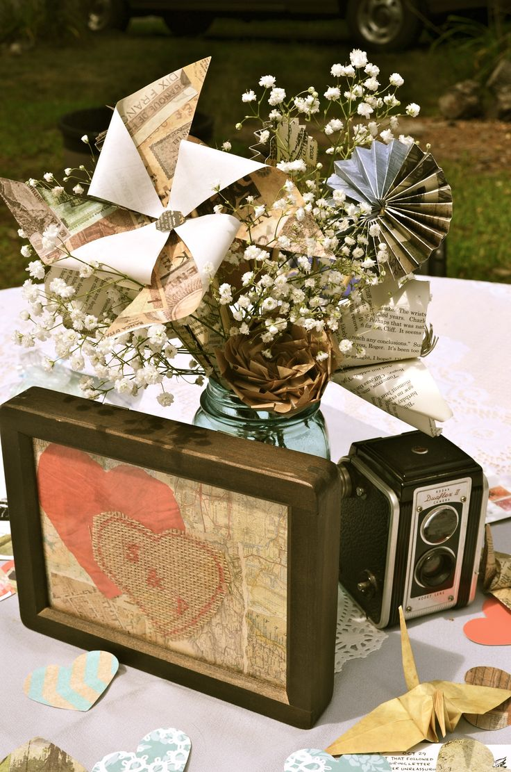 travel themed bridal shower photo by decorations by dara and