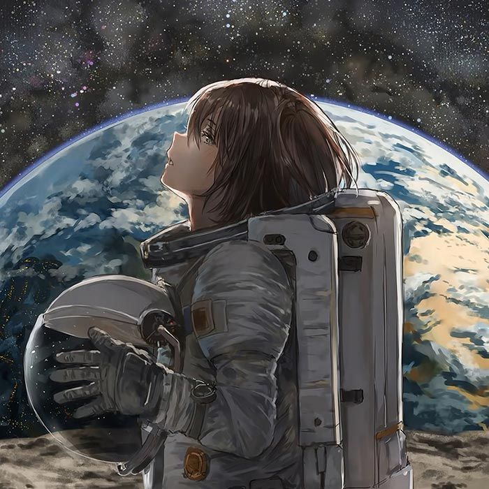 Most Epic Music Event Horizon Wallpaper Engine Space Anime Space Girl Art Astronaut Wallpaper