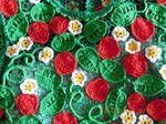 Платье для девочки в технике ирландского и ленточного кружева. Пряжа Фило де Скозия №8, на сетку Пехорка ажурная. Крючки 0,9 и 0,6. Верх платье связан в ирландской технике.