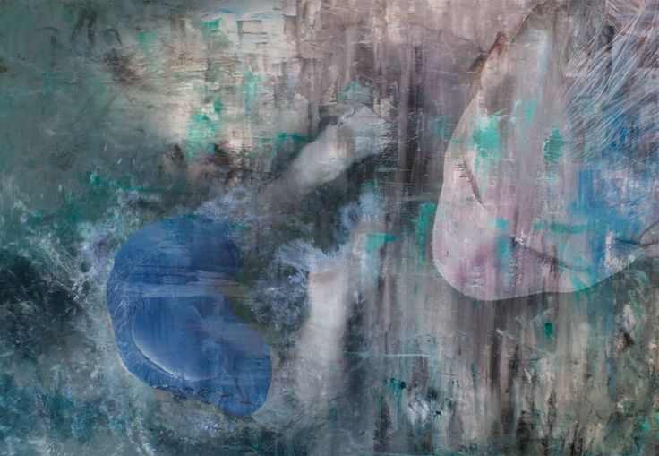 """Delving in"", 2016"