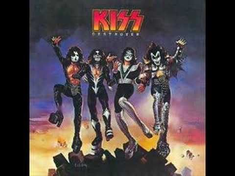 KISS - Beth - this song reminds me of when I lived in Kirkland, Washington when I would drive to work, Kelly's Answering Service in downtown Kirkland.