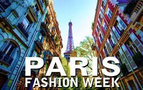 Paris fashion week!!