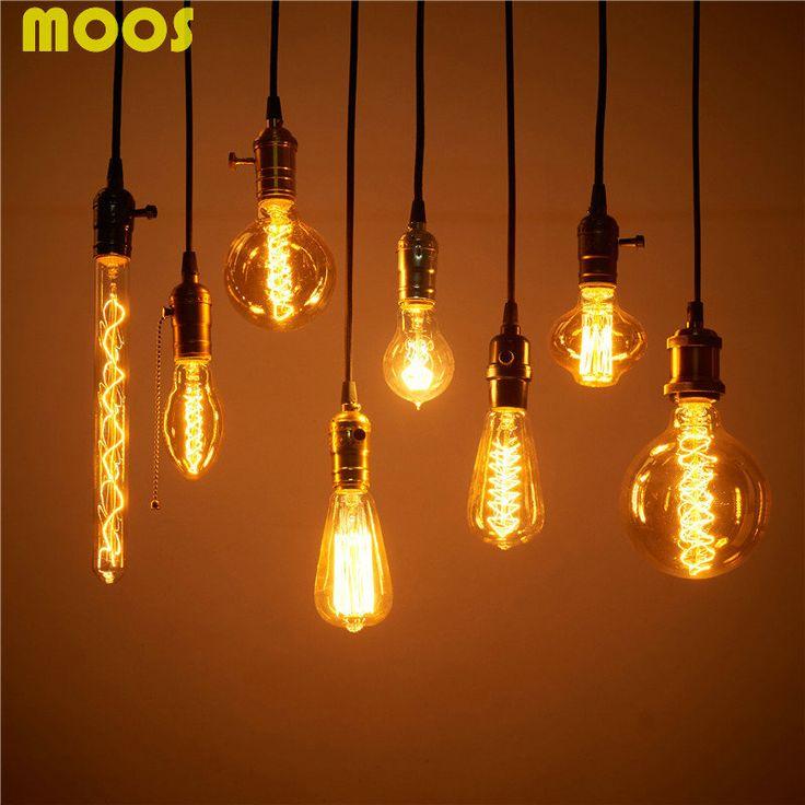 Trouver Plus Ampoules Incandescentes Informations Sur Vente Chaude Edison  Ampoule Vintage Urbaine Lustre Ampoules E27 110