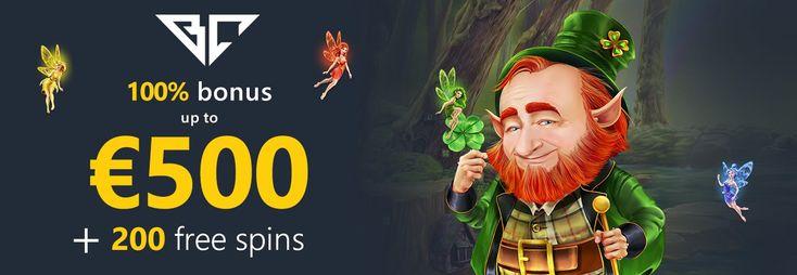 Buran Casino €500 Bonus Plus 200 FREE Spins