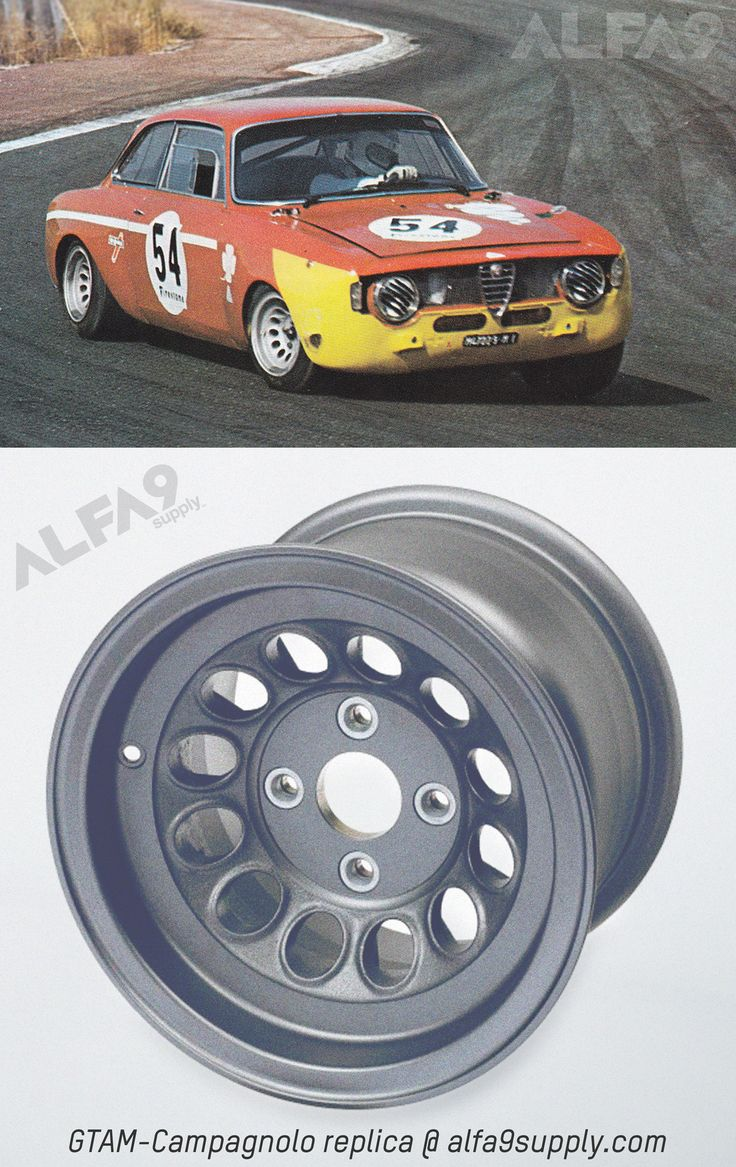 E A Abc Ded Cb Campagnolo Alfa Romeo