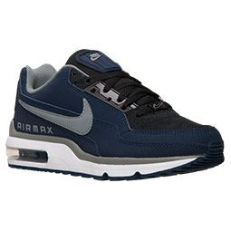 <p>With a fresh new style, but same soft cushioning, the Men's Nike Air Max LTD 3 will make you as famous as the original Air Max. OK, maybe not famous, but stylish nonetheless. </p><p>The aggressive traction pattern and cushy Max Air unit offer a smooth ride for your feet. The leather upper with synthetic overlays provides a durable, comfortable fit that will keep your style in check. </p><p>FEATURES:</p> <ul> <li>UPPER: Leather with synthetic overlays</li> <li>MIDSOLE: PU with Max Air…