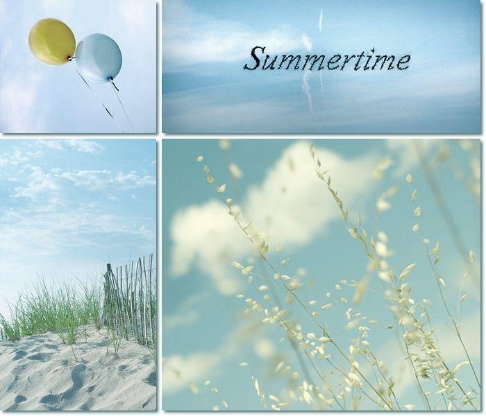 moodboard summer made by AT