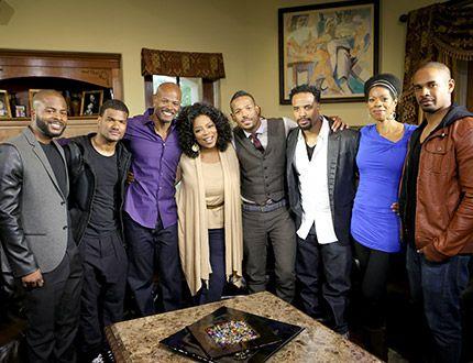 Entire Wayans Family 2013 entire wayans family -...