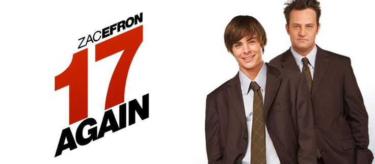 Have you ever wondered what Freaky Friday could be like from the guy's perspective? 17 Again is a comedy film that was released in 2009. The film is loaded with laugh-out-loud situations which will keep everyone in stitches!