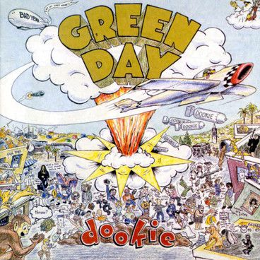 Green Day 'Dookie' - 20 Pop Punk Albums Which Will Make You Nostalgic | Photos | NME.com