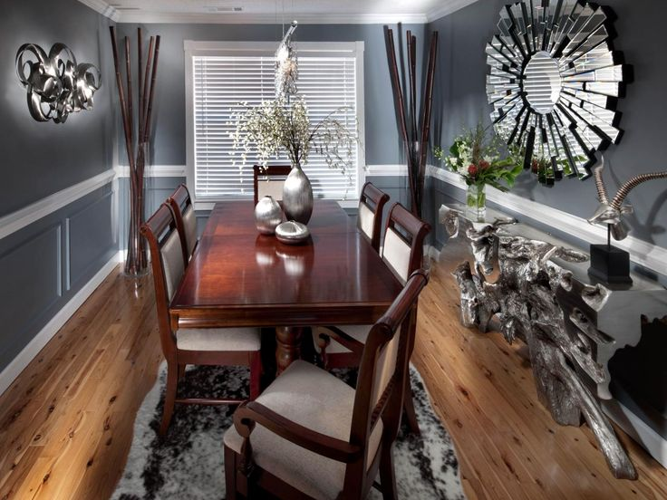 Best Dining Rooms Images On Pinterest Farmhouse Dining Rooms