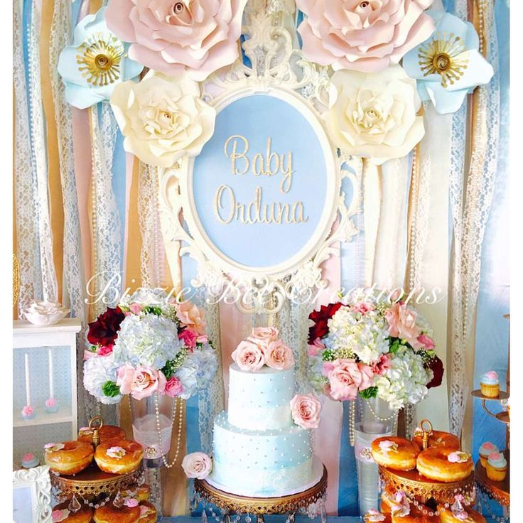25+ Best Ideas About Victorian Baby Showers On Pinterest